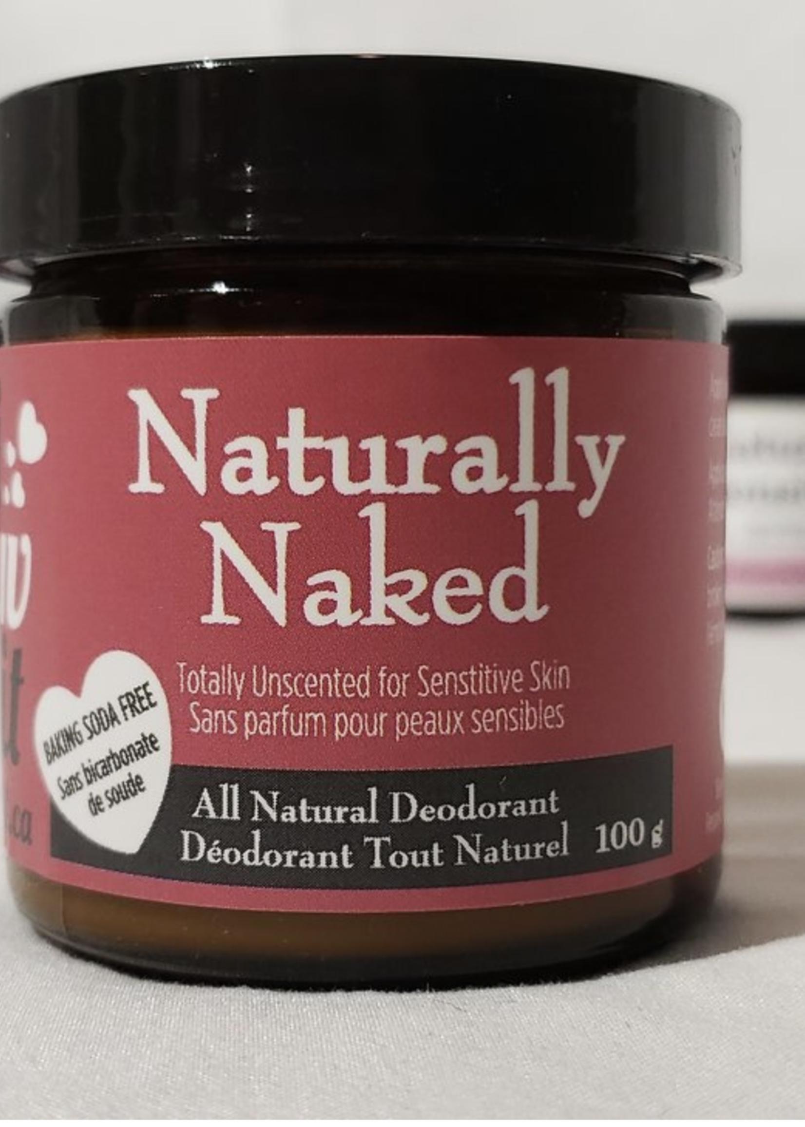 I Luv It Deodorant Naturally Naked Deodorant
