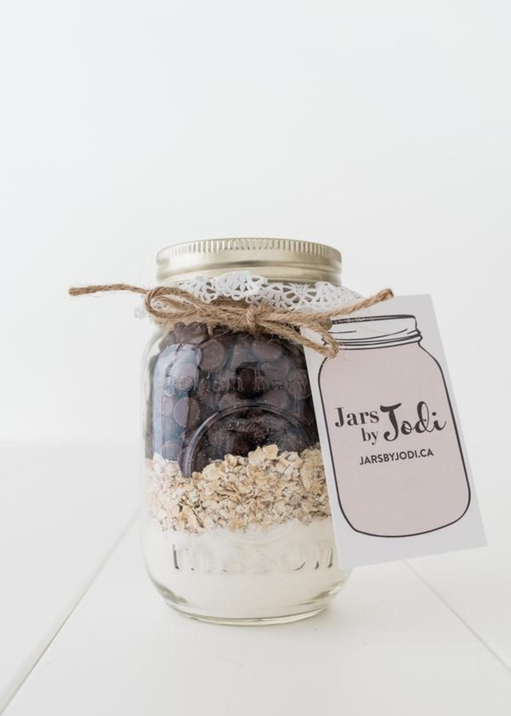 Jars By Jodi Oatmeal Chocolate Chip Cookies | Mini