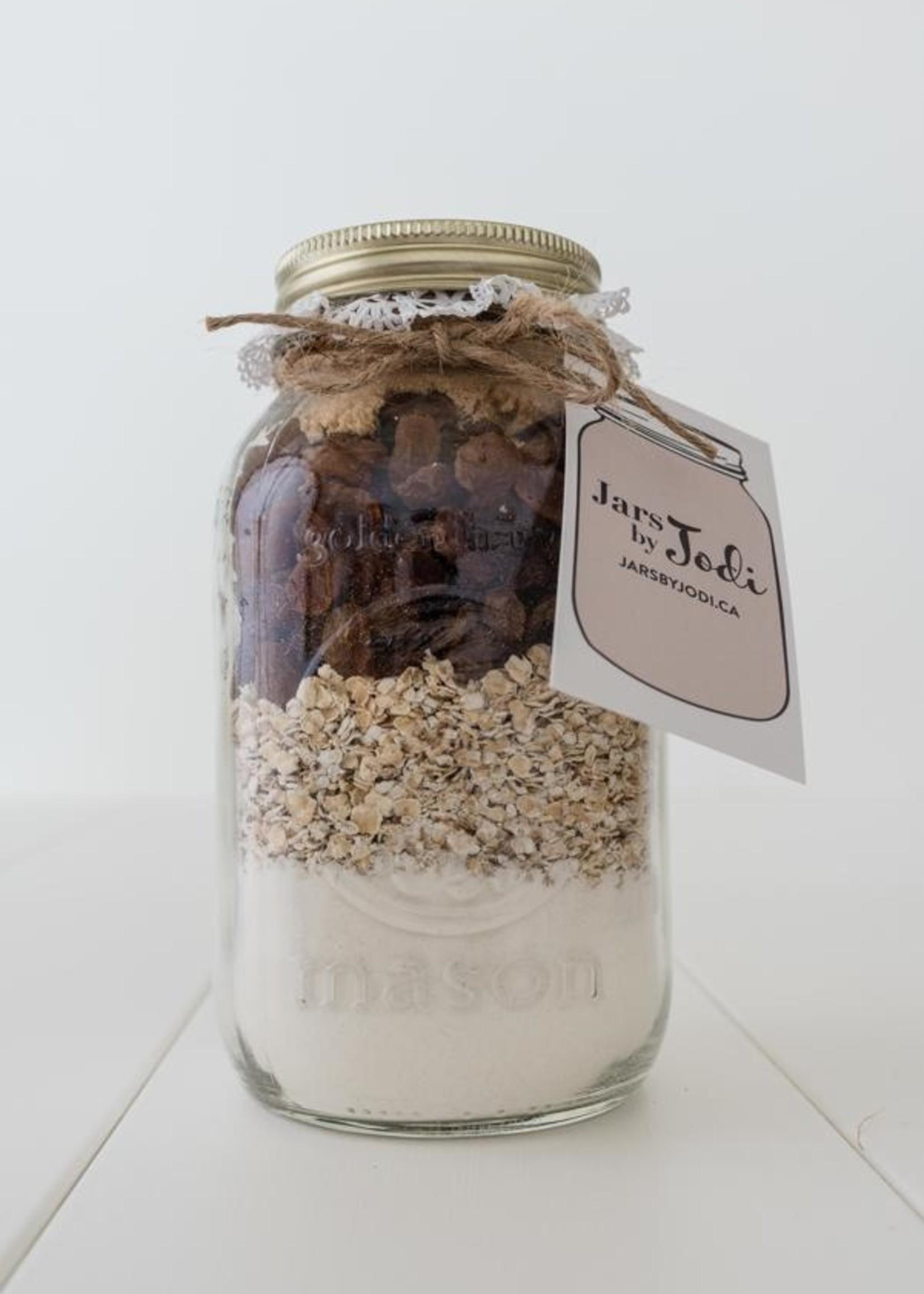 Jars By Jodi Oatmeal Raisin Cookies | Regular