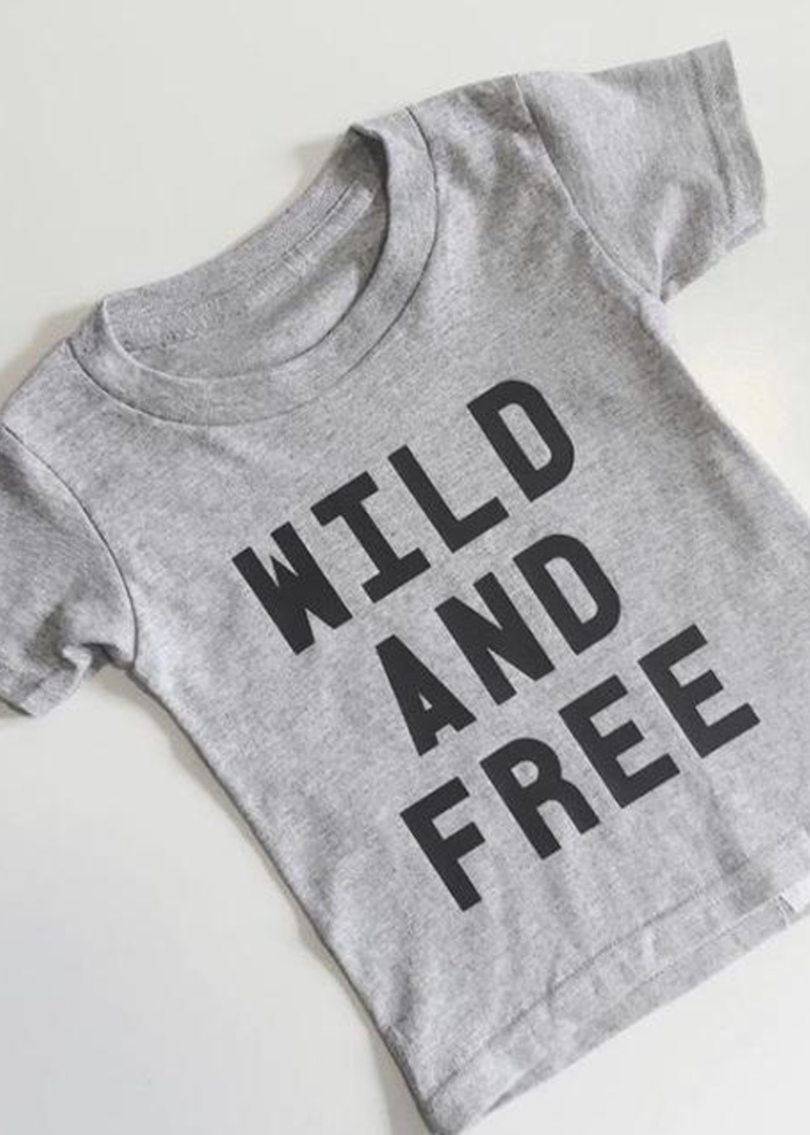 West Coast Wild Child Wild And Free T-Shirt