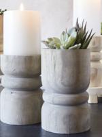SB Design Studio Succulent Pillar
