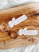 Allybeth Design Co Mama | Acrylic Keychain