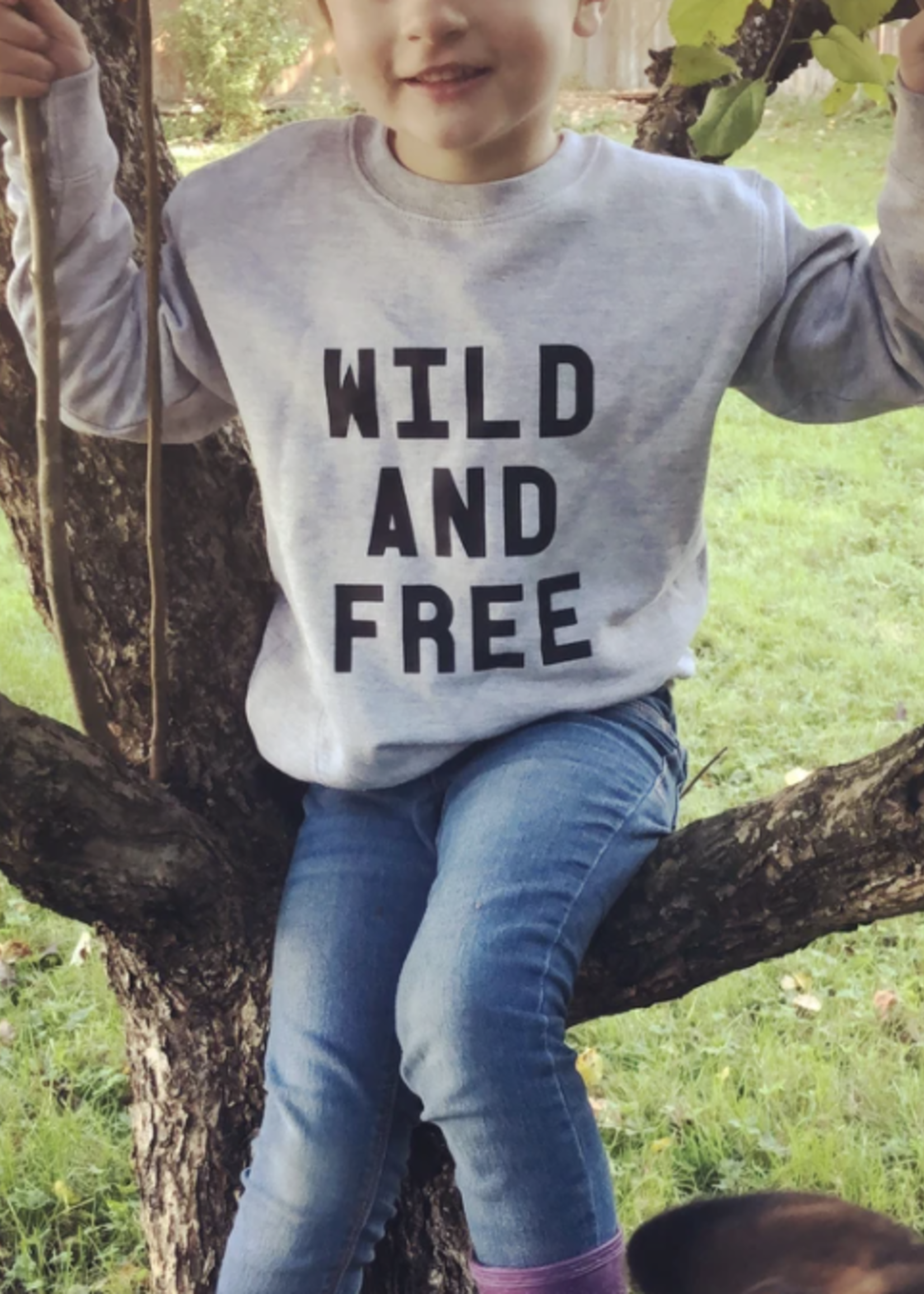 West Coast Wild Child Wild & Free Toddler Crew