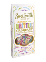 Sweetsmith Candy Co. Vanilla Birthday Cake Brittle