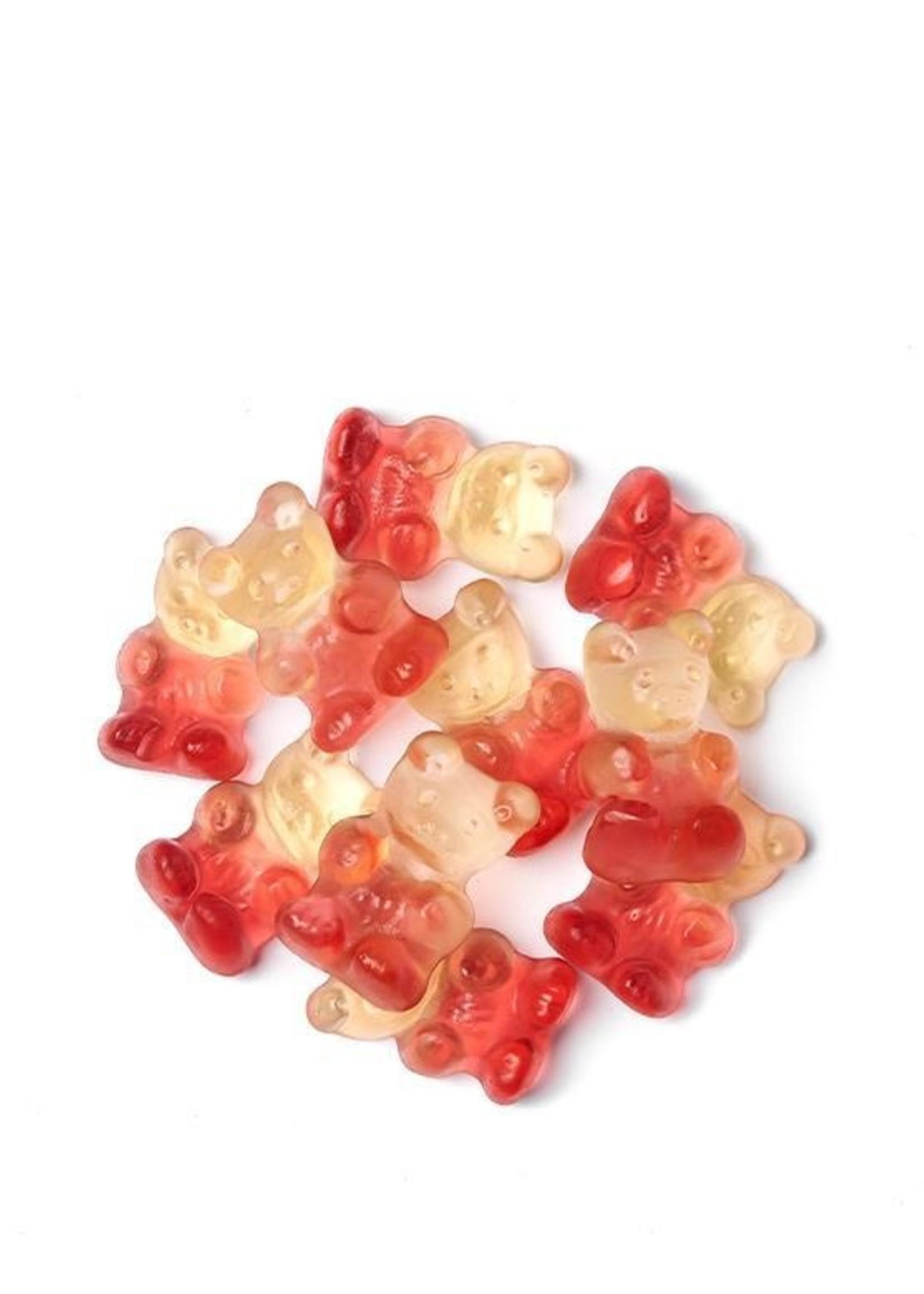 Squish Candy Strawberry Daquiri Bears