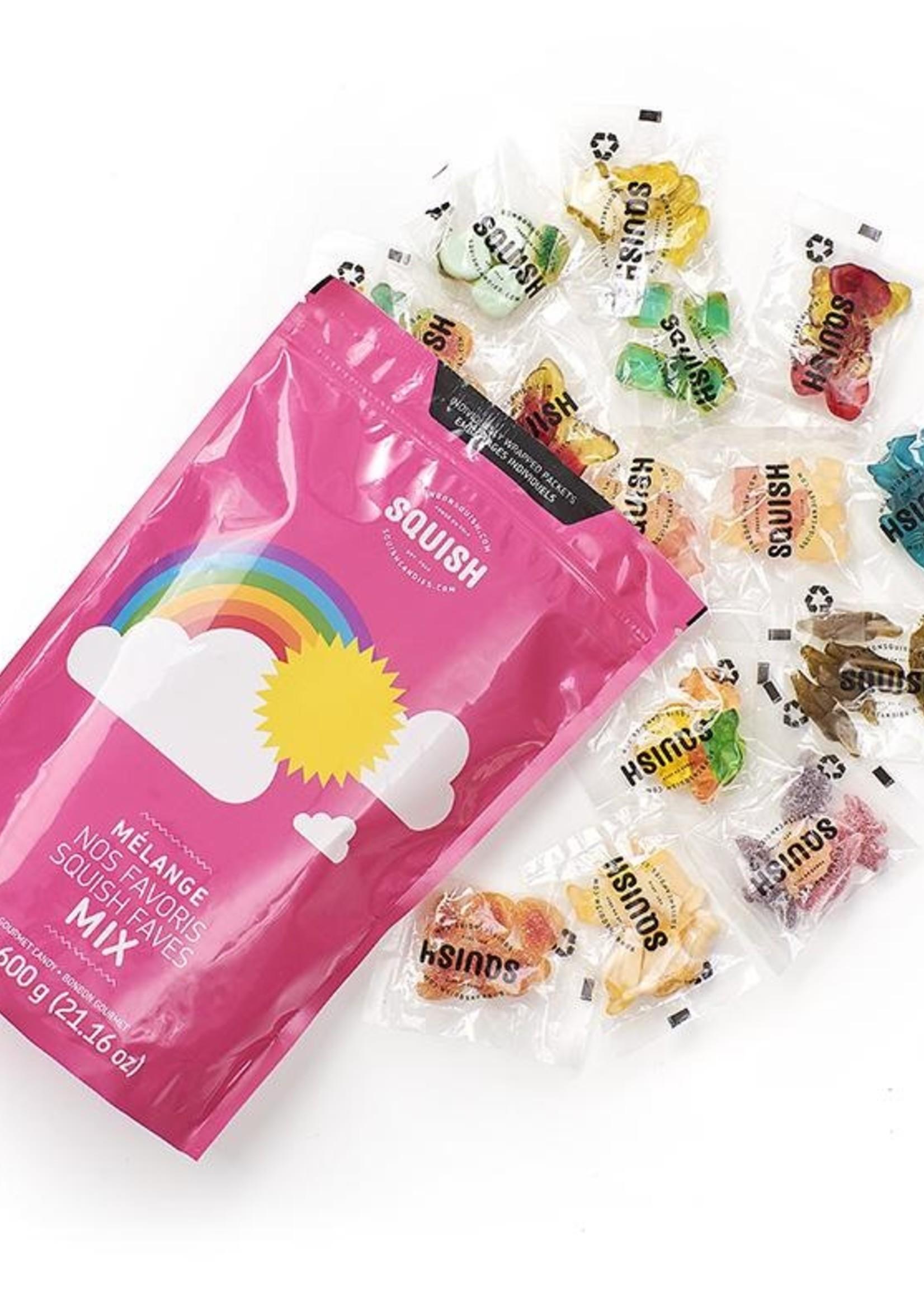 Squish Candy Squish Faves Jumbo Mix