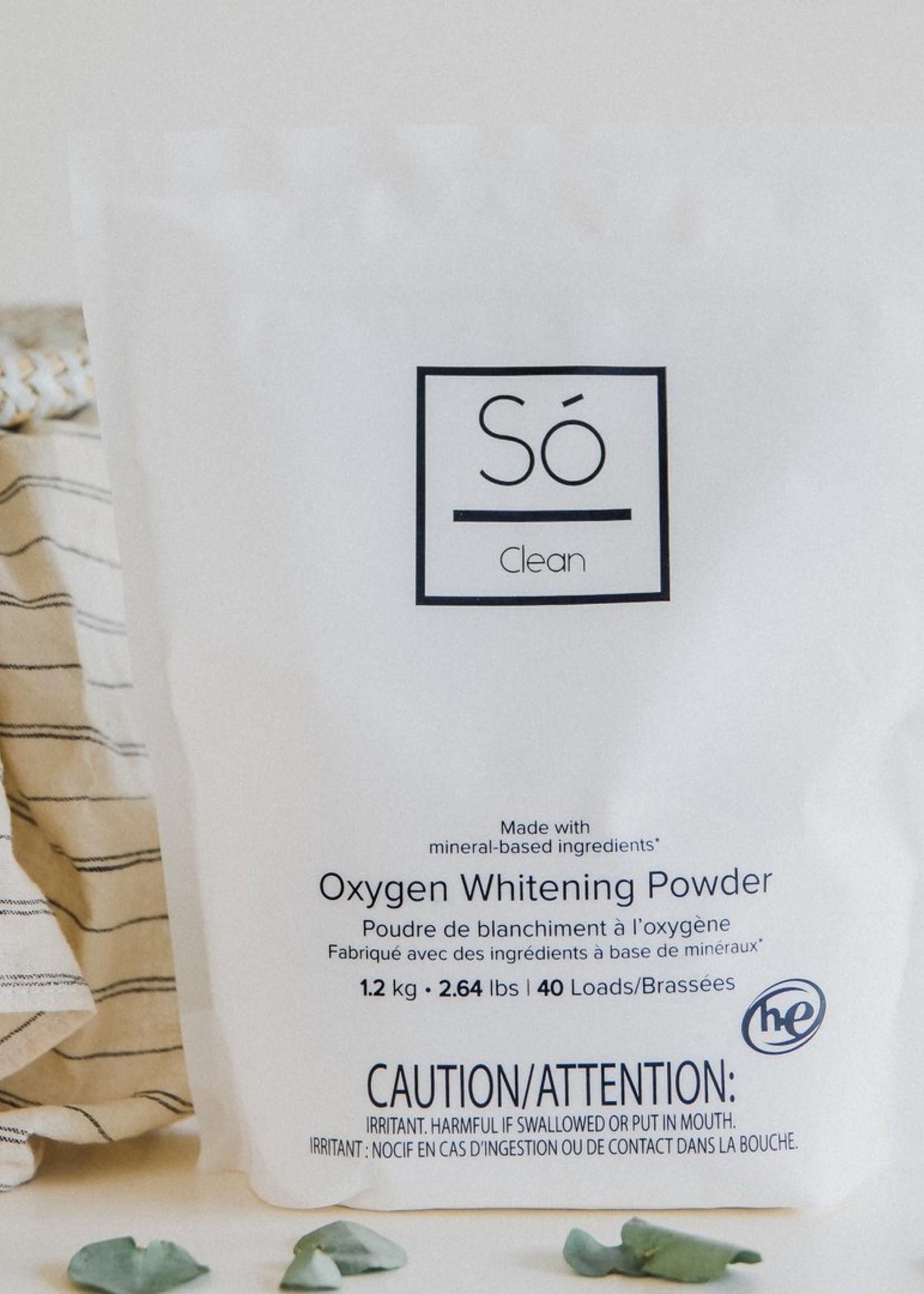 Só Luxury Só Clean | Oxygen Whitening Powder