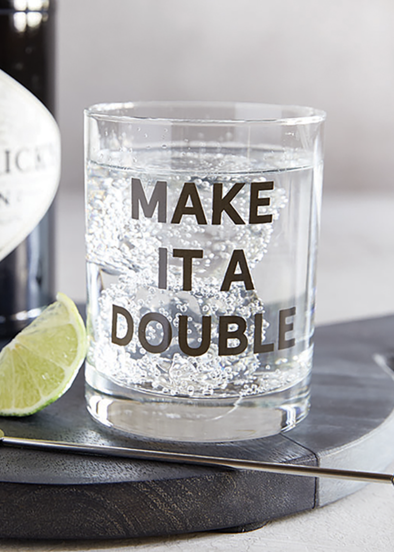 SB Design Studio Whiskey Glass