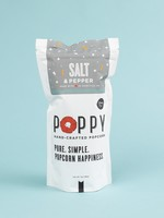 Poppy Handcrafted Salt & Pepper Popcorn