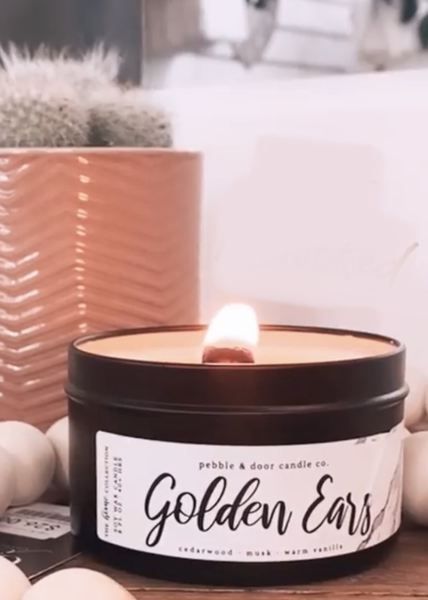 Pebble & Door Candle Co. The Home Collection Candles