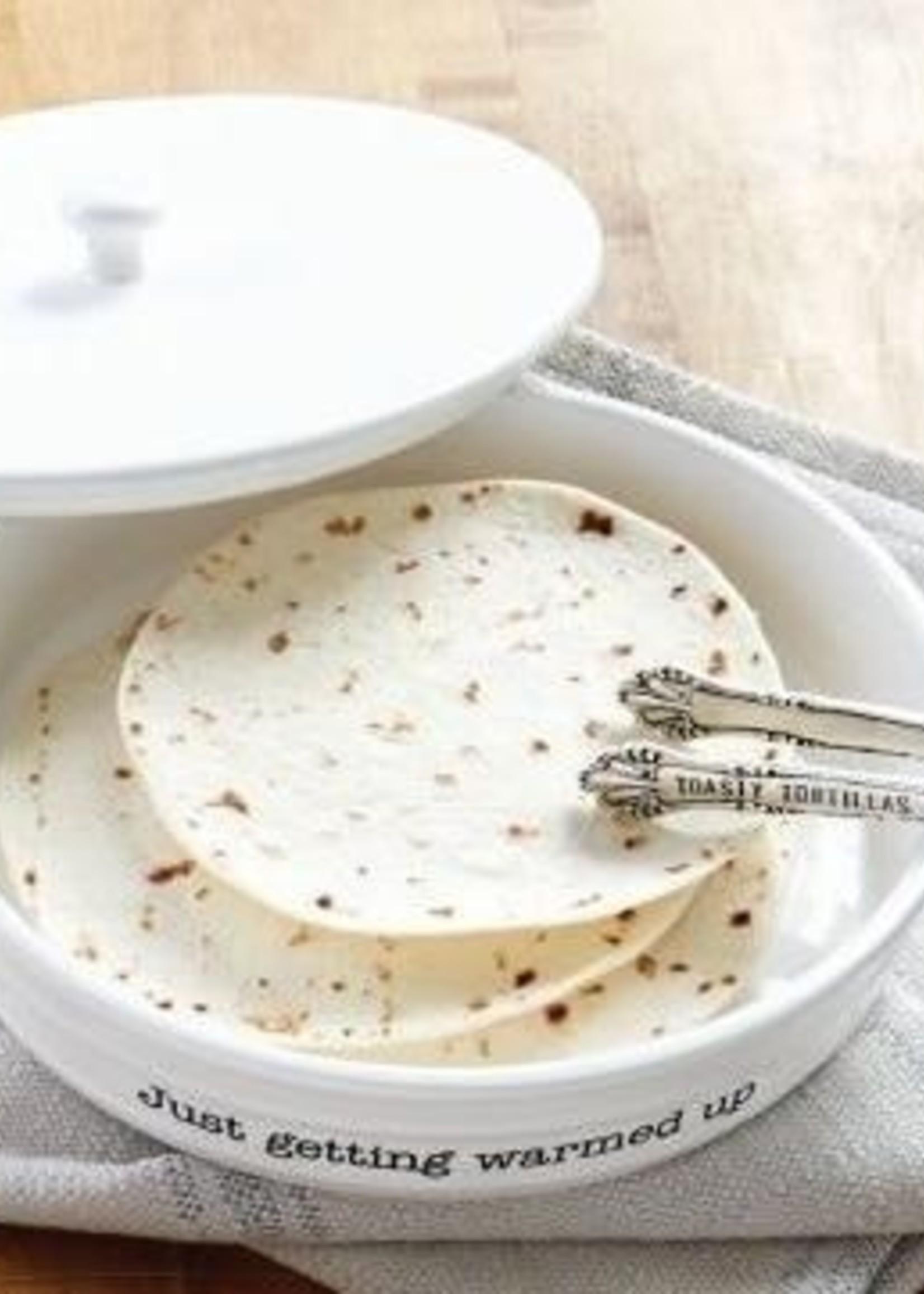 Mud Pie Tortilla Warmer Set