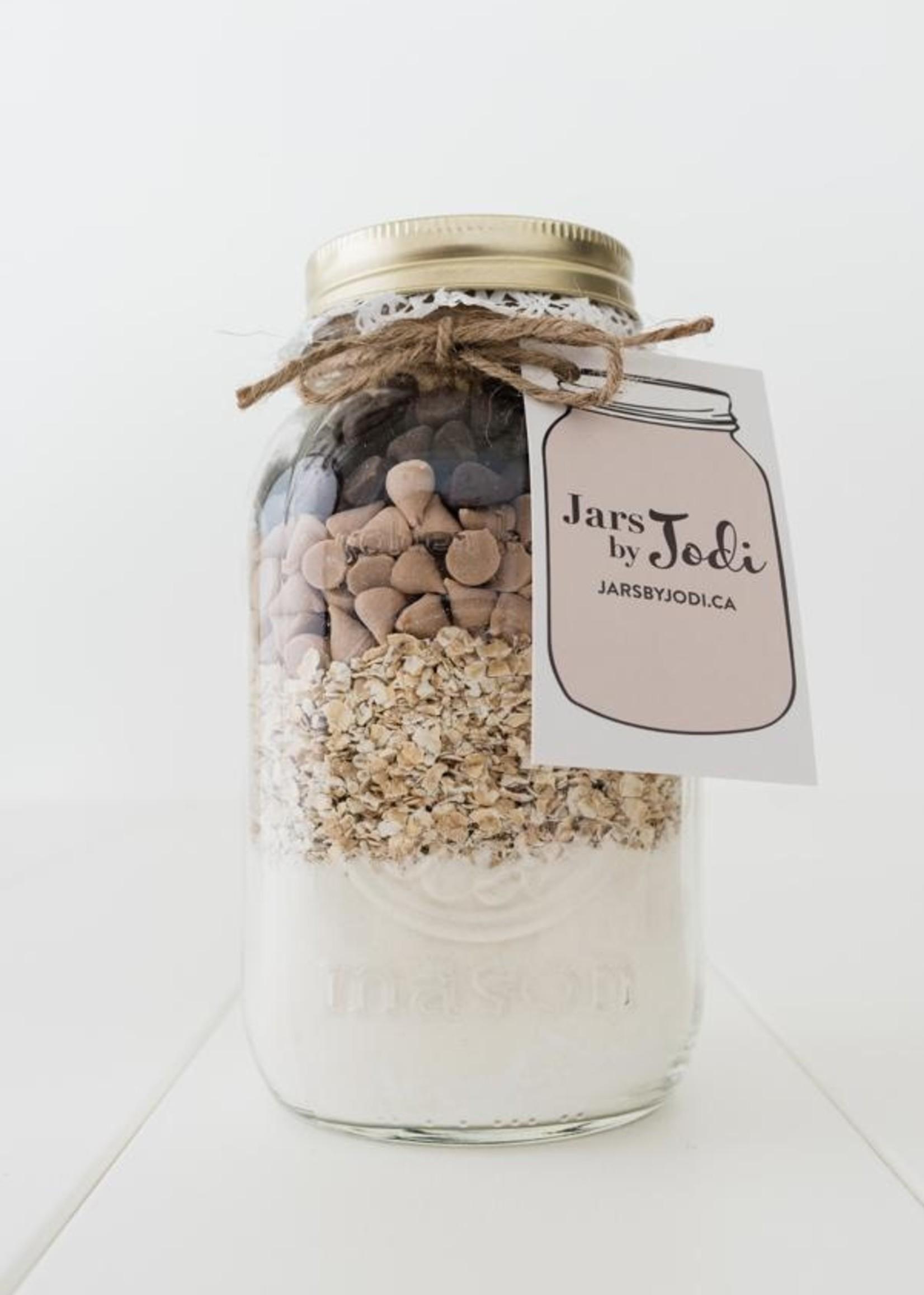 Jars By Jodi Sea Salt Caramel Cookies   Regular