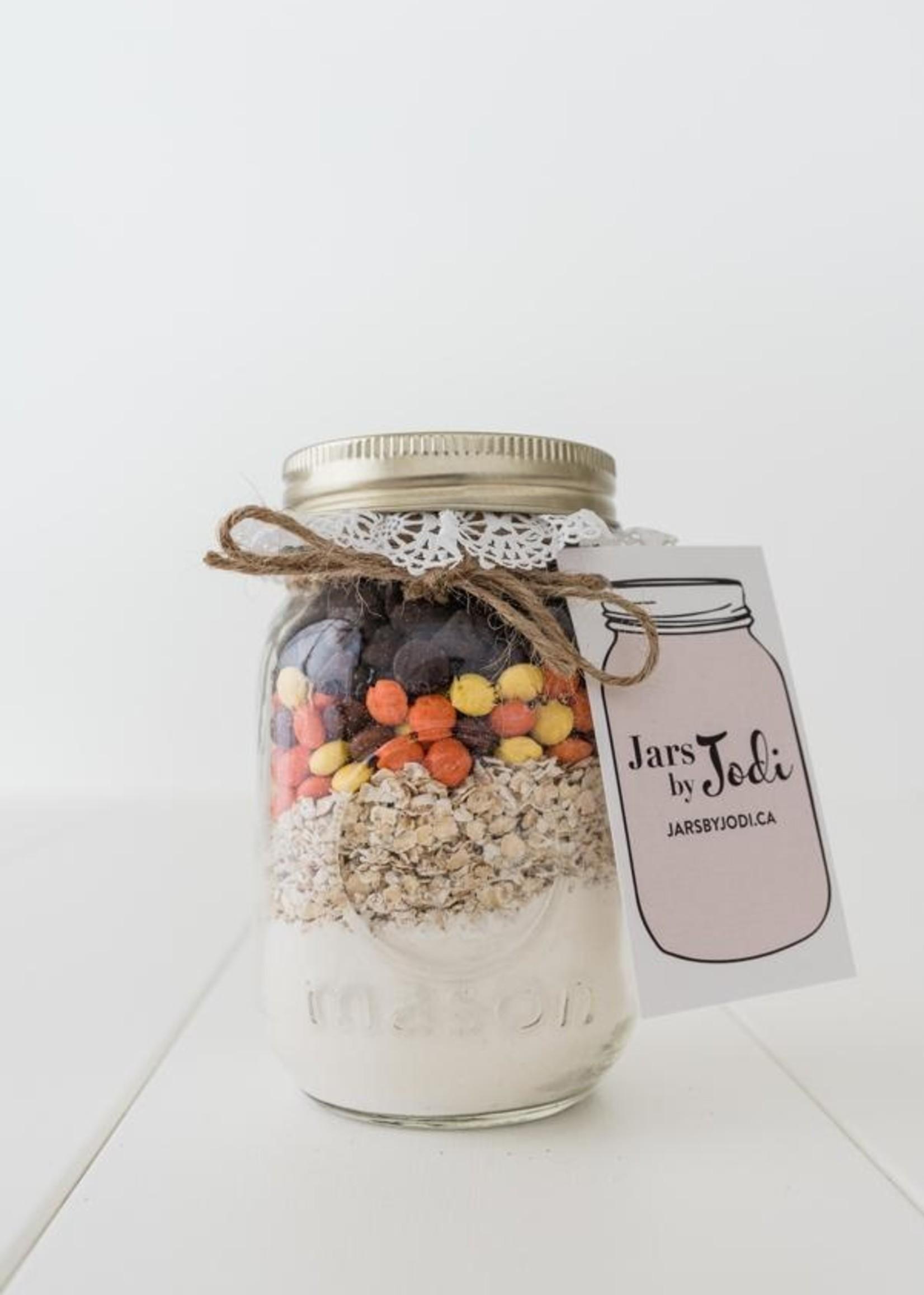 Jars By Jodi Reece's Pieces Chocolate Chip Cookies | Mini