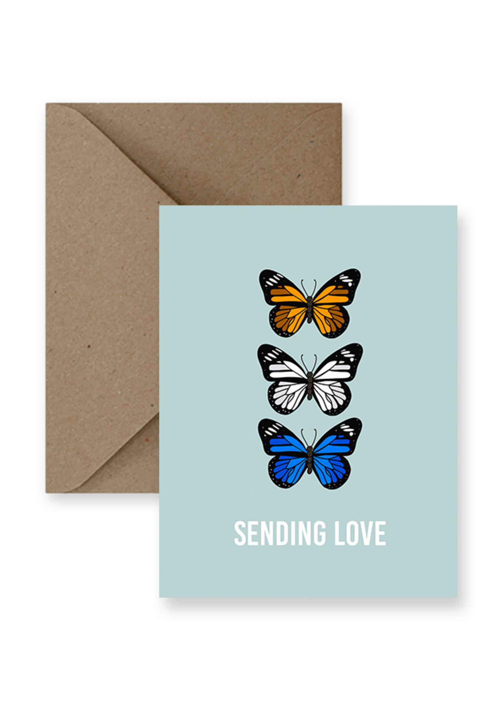 IMPAPER Sending Love