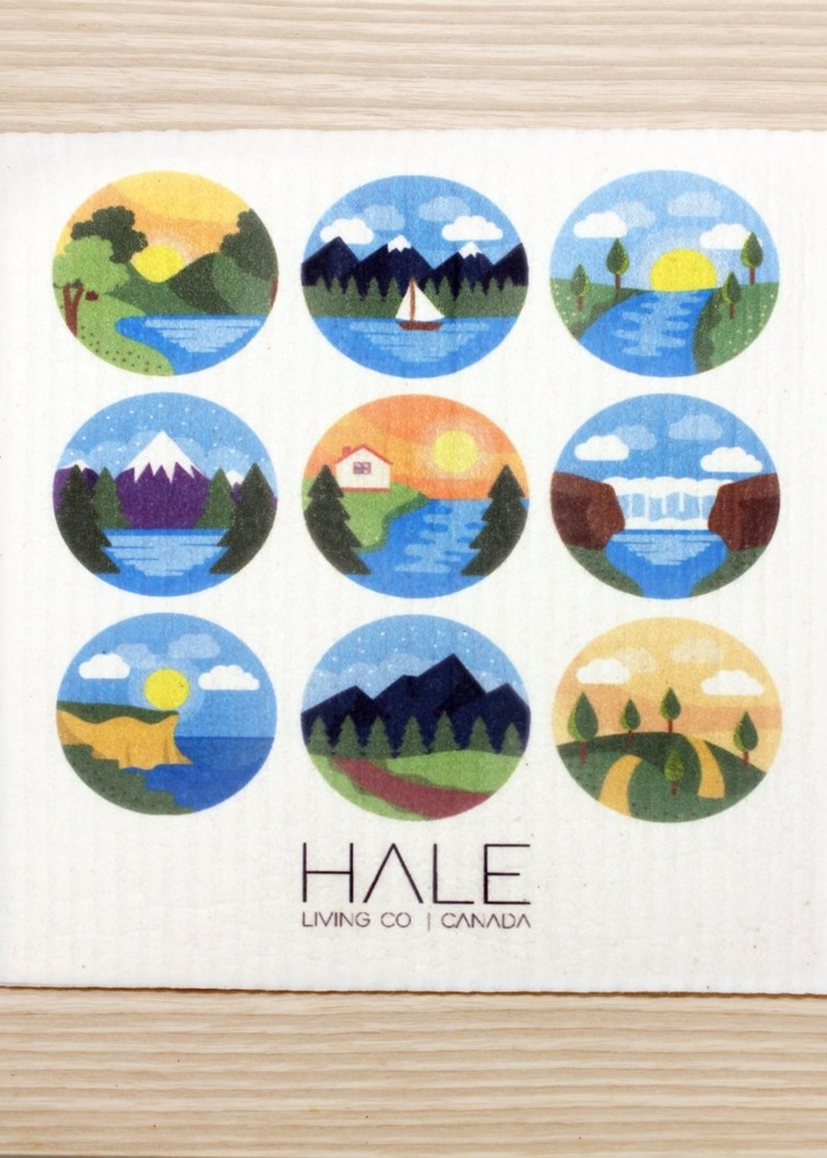 Hale Soap Co. Reusable Sponge Cloth
