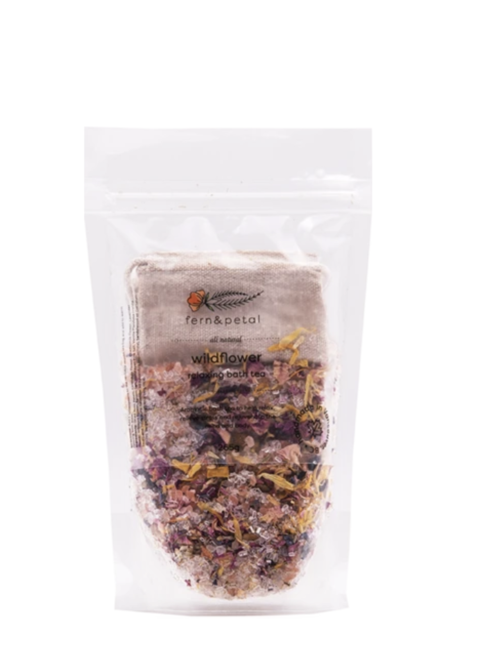 Wildflower Bath Tea   265g