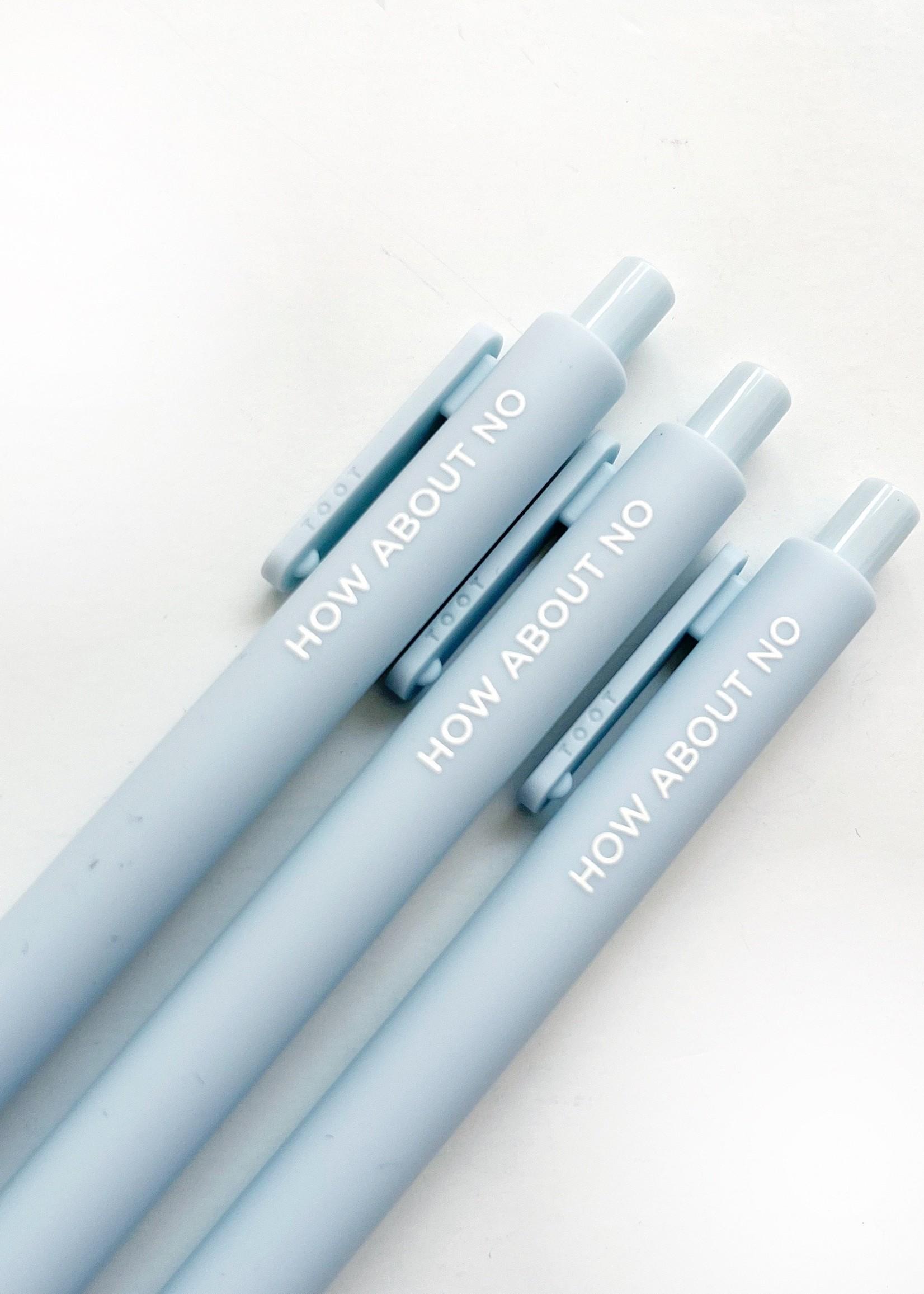 Calliope Pencil Factory Cheeky Pens