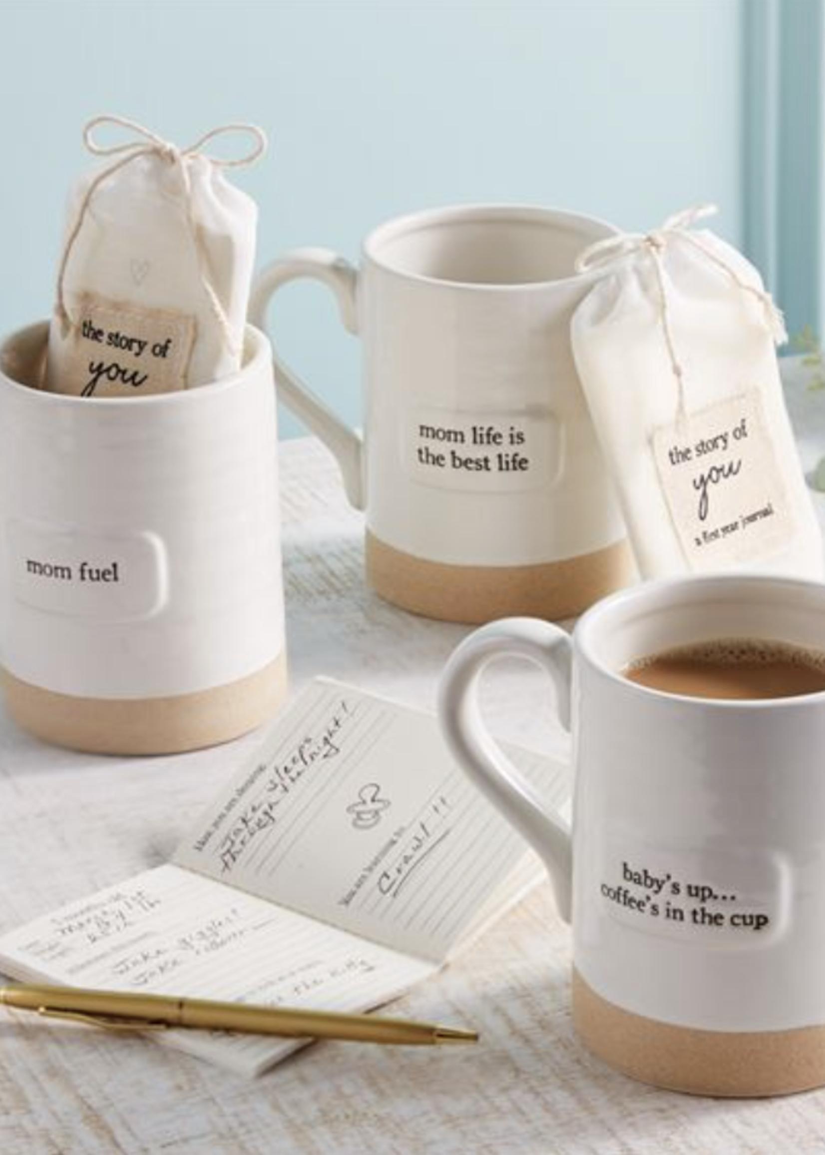 Mud Pie Mom Mug & Journal Set