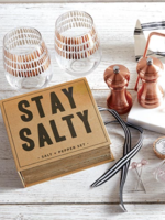 SB Design Studio Salt & Pepper Mill Set