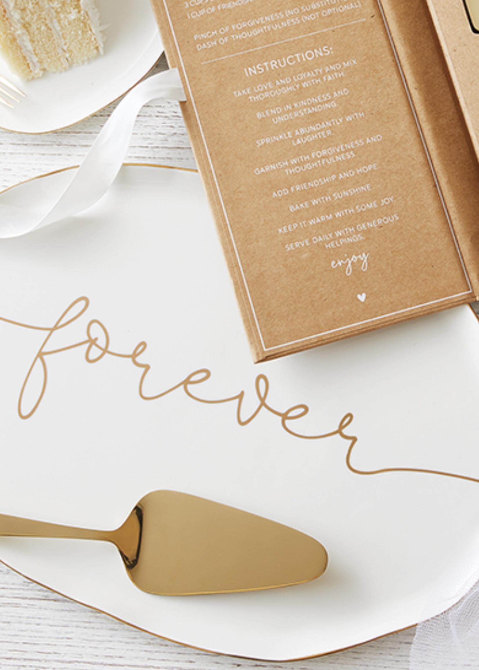 SB Design Studio Forever Serving Platter