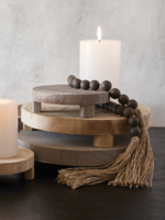 SB Design Studio Wood Riser | Grey