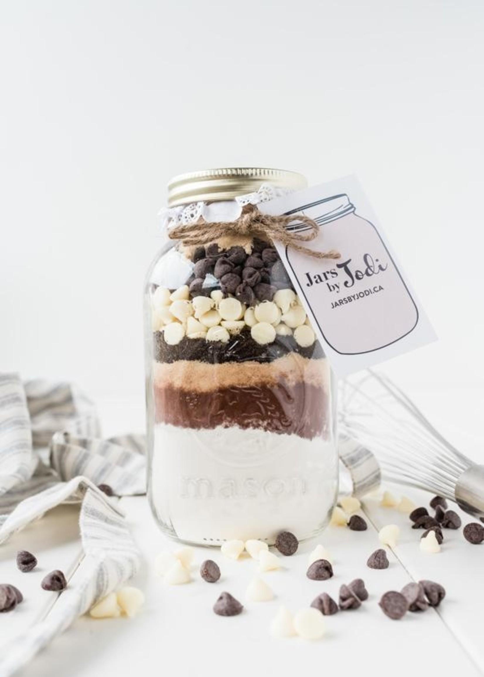 Jars By Jodi Cookies & Cream Cookies   Regular