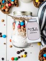 Jars By Jodi Monster Cookies   Mini