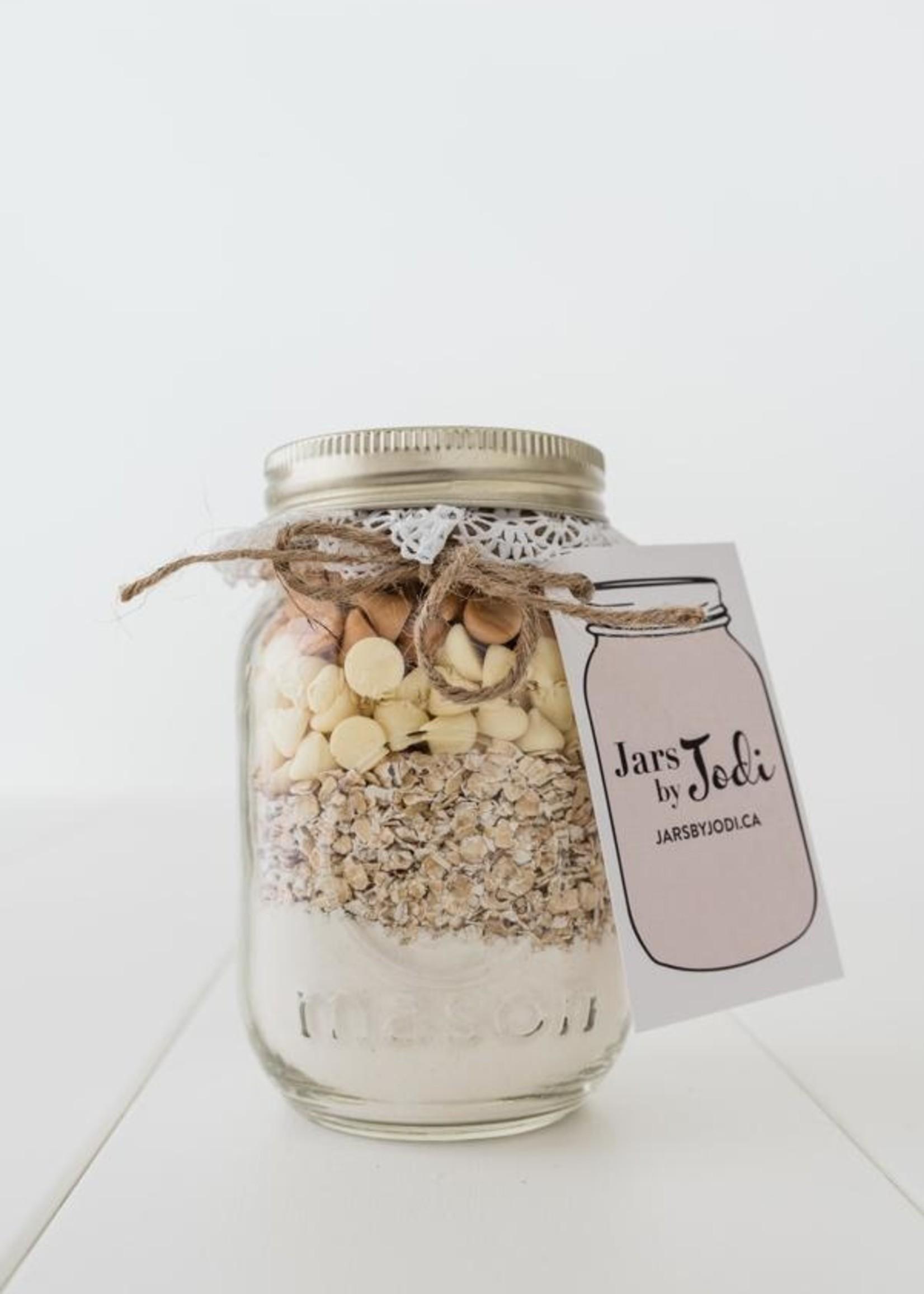 Jars By Jodi Pumpkin Spice Cookies   Mini