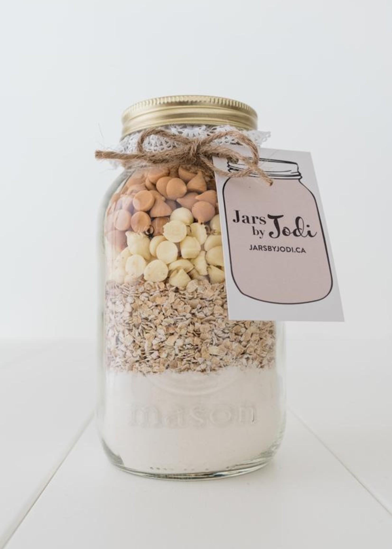Jars By Jodi Pumpkin Spice Cookies   Regular