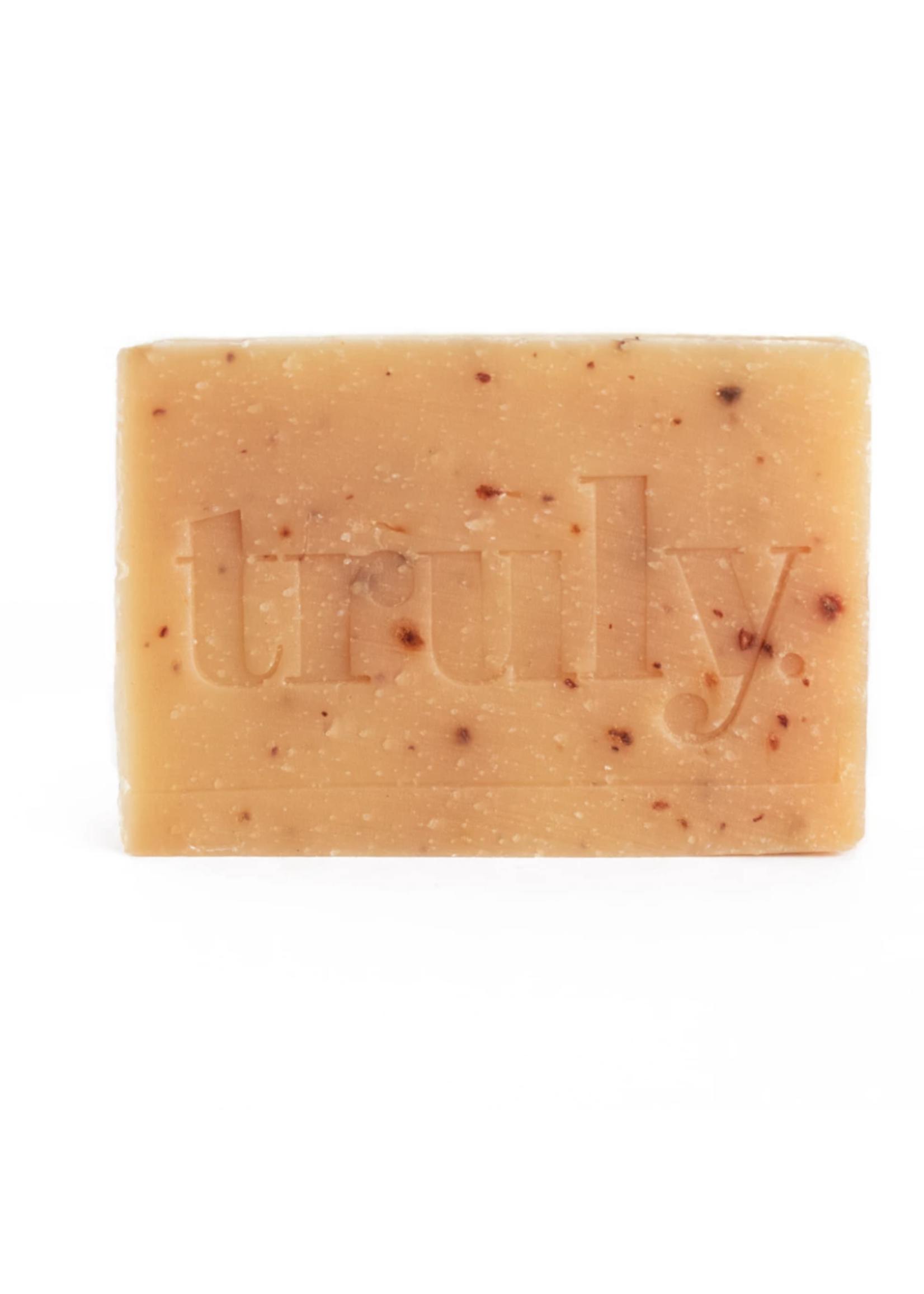 Truly Lifestyle Brand Truly Exfoliating Soap Bar