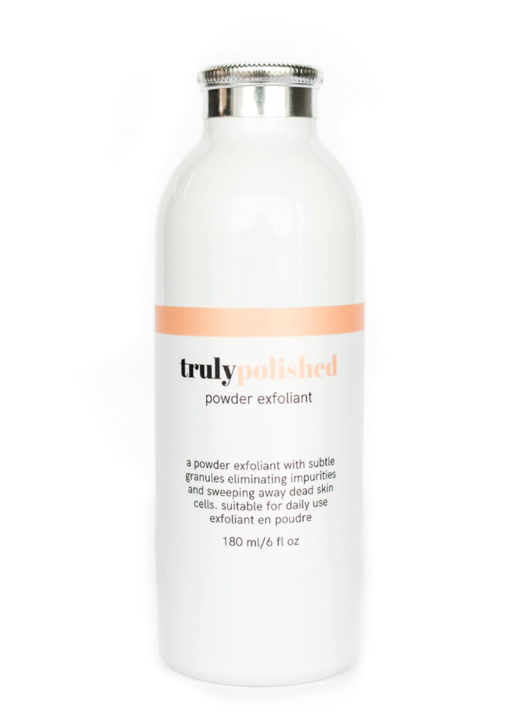 Truly Lifestyle Brand Truly Polished | Powder Exfoliant 6oz