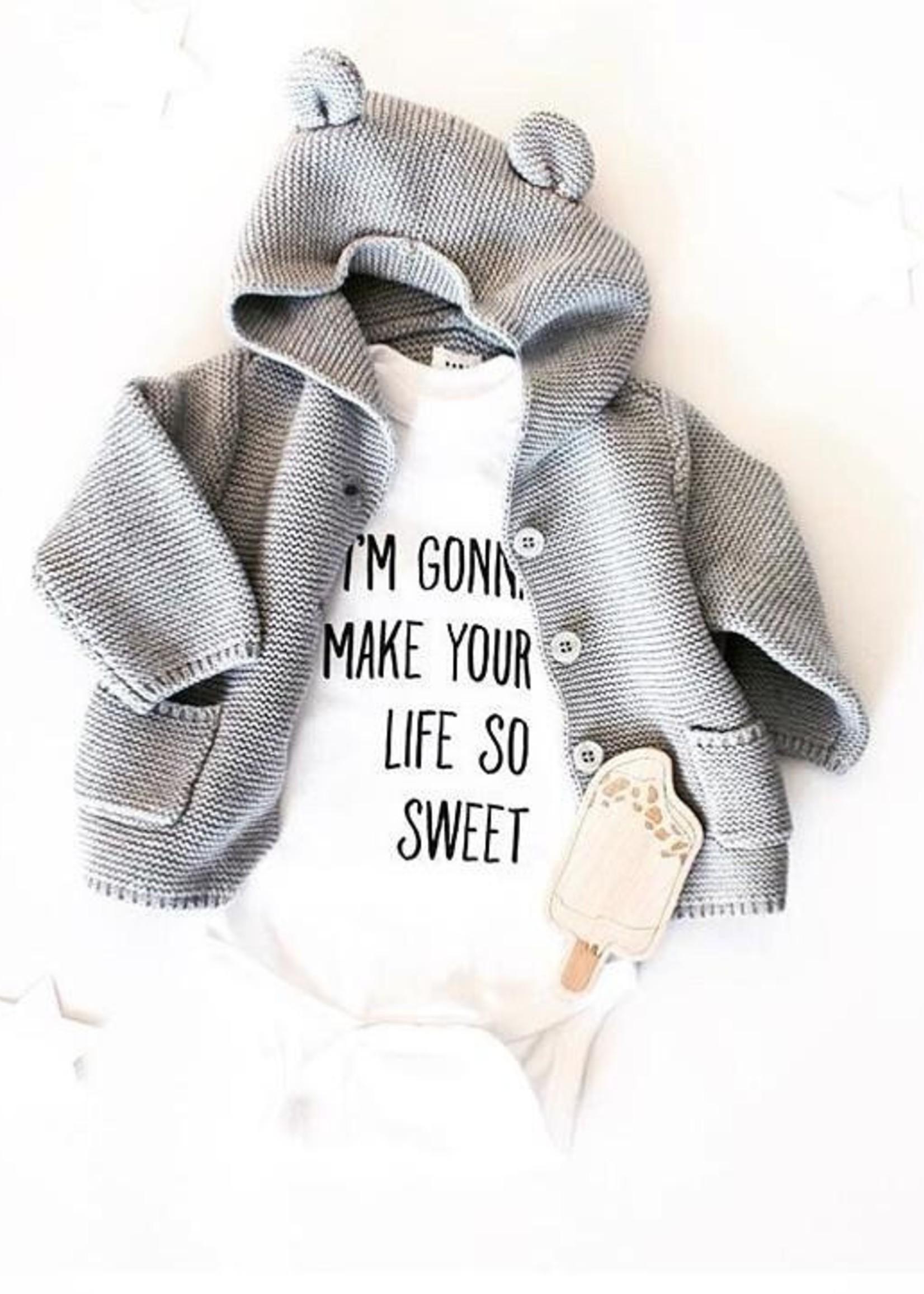 Life So Sweet Onesie