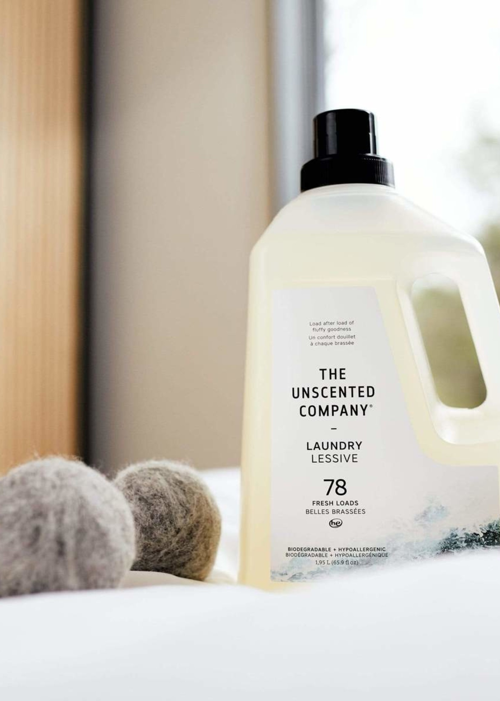 The Unscented Company Laundry Detergent