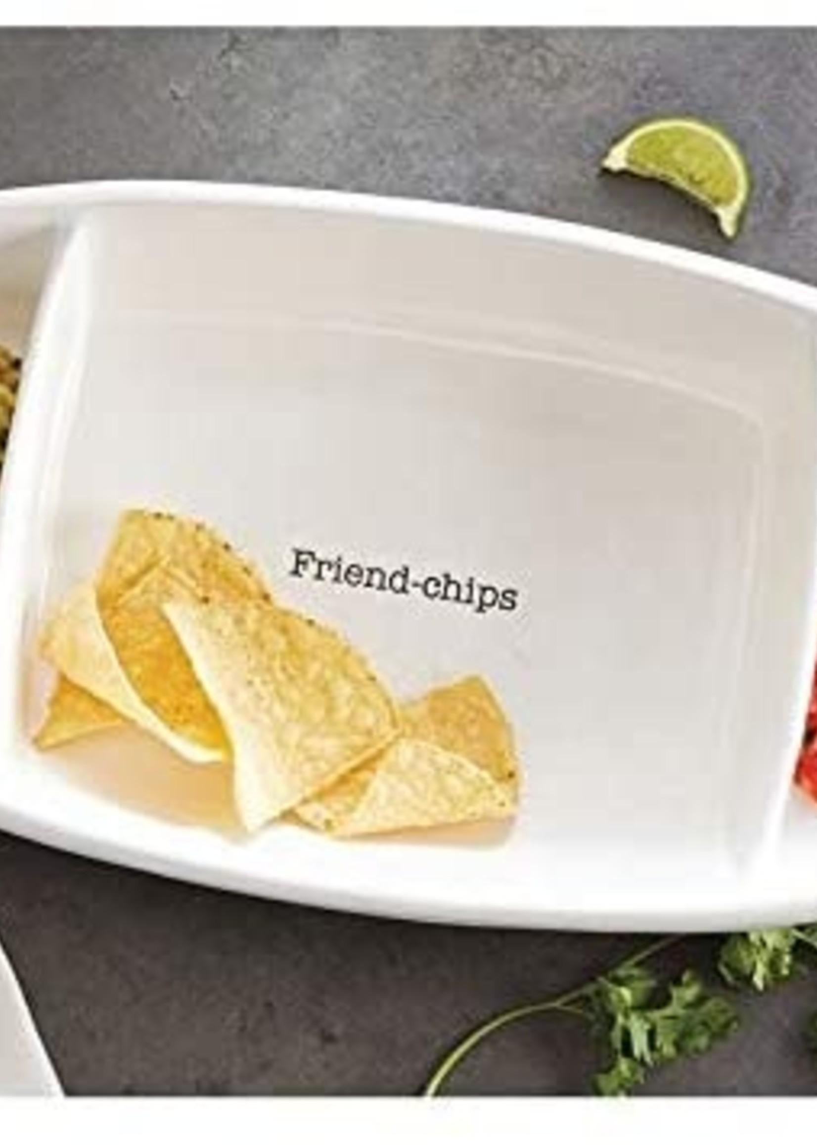 Mud Pie Fiesta Chip & Dip Set