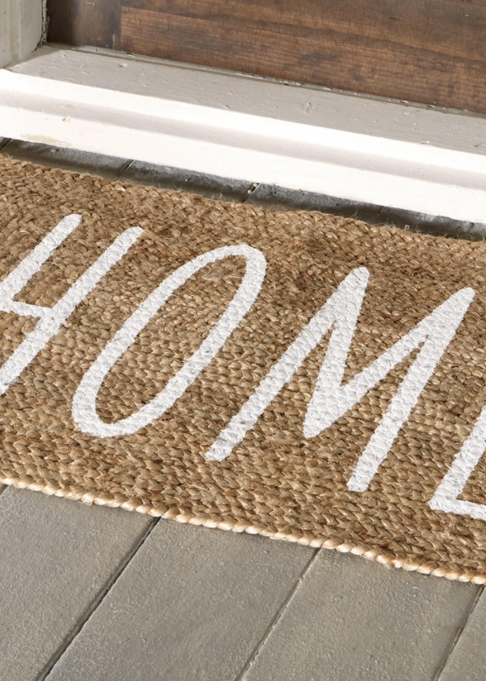 Mud Pie Home Doormat