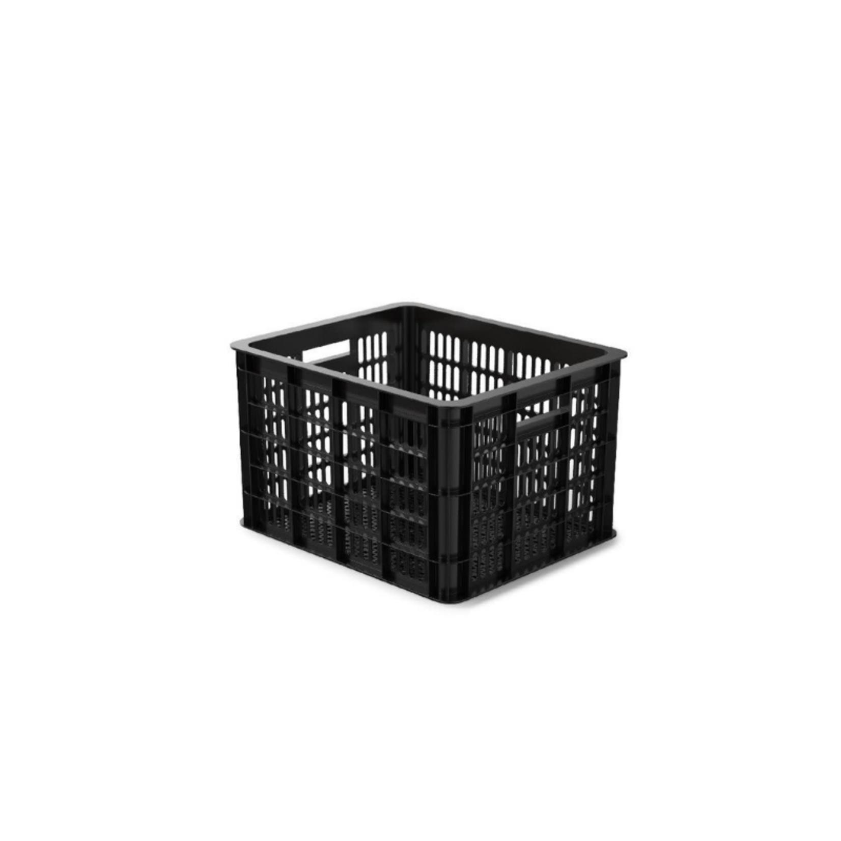Basil Basil Bicycle Crate Medium 33L Black