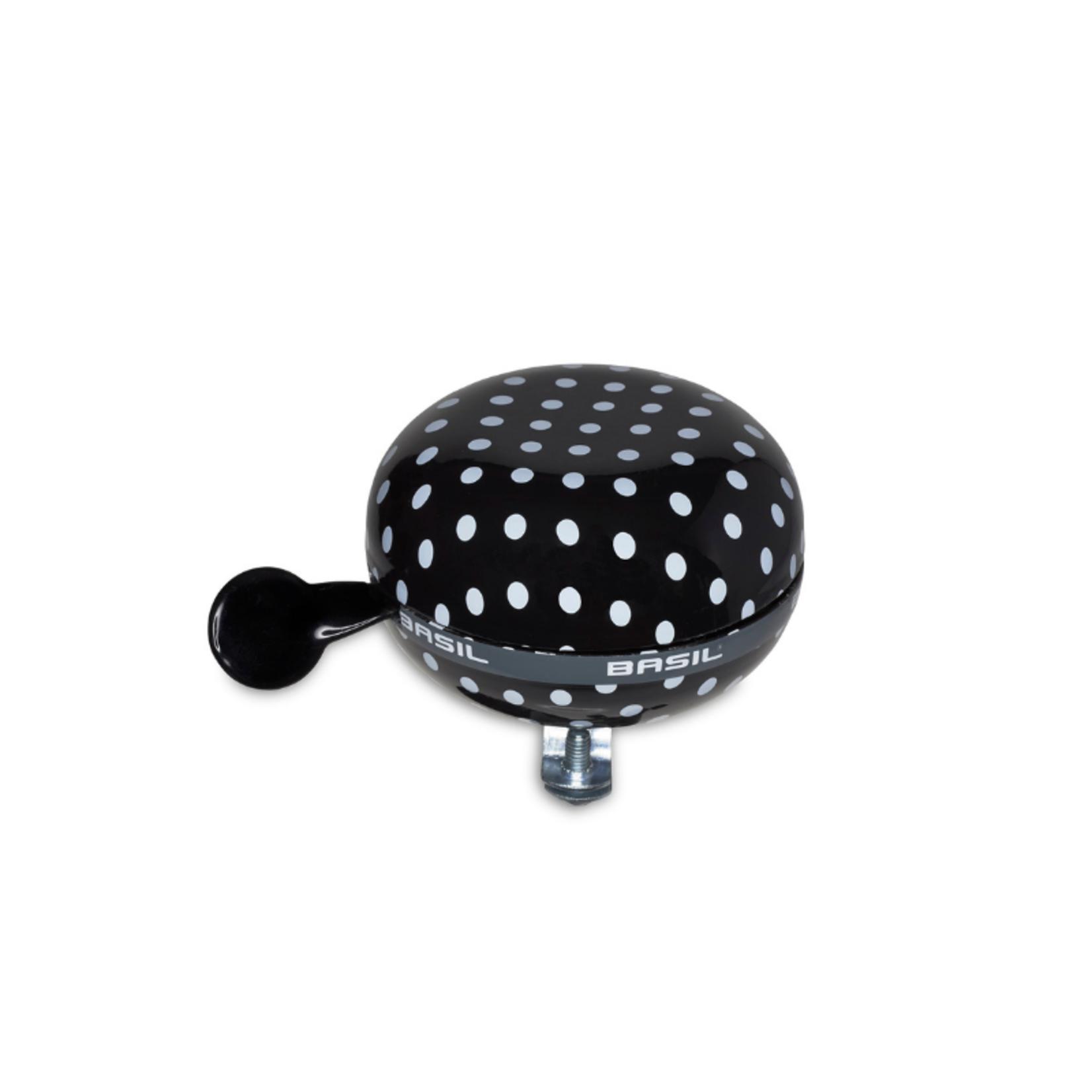 Basil Polkadot Bell 80mm