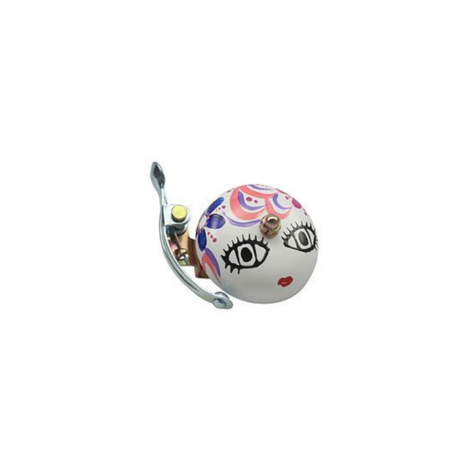 Crane Suzu Bell Handpainted Mika-Chan