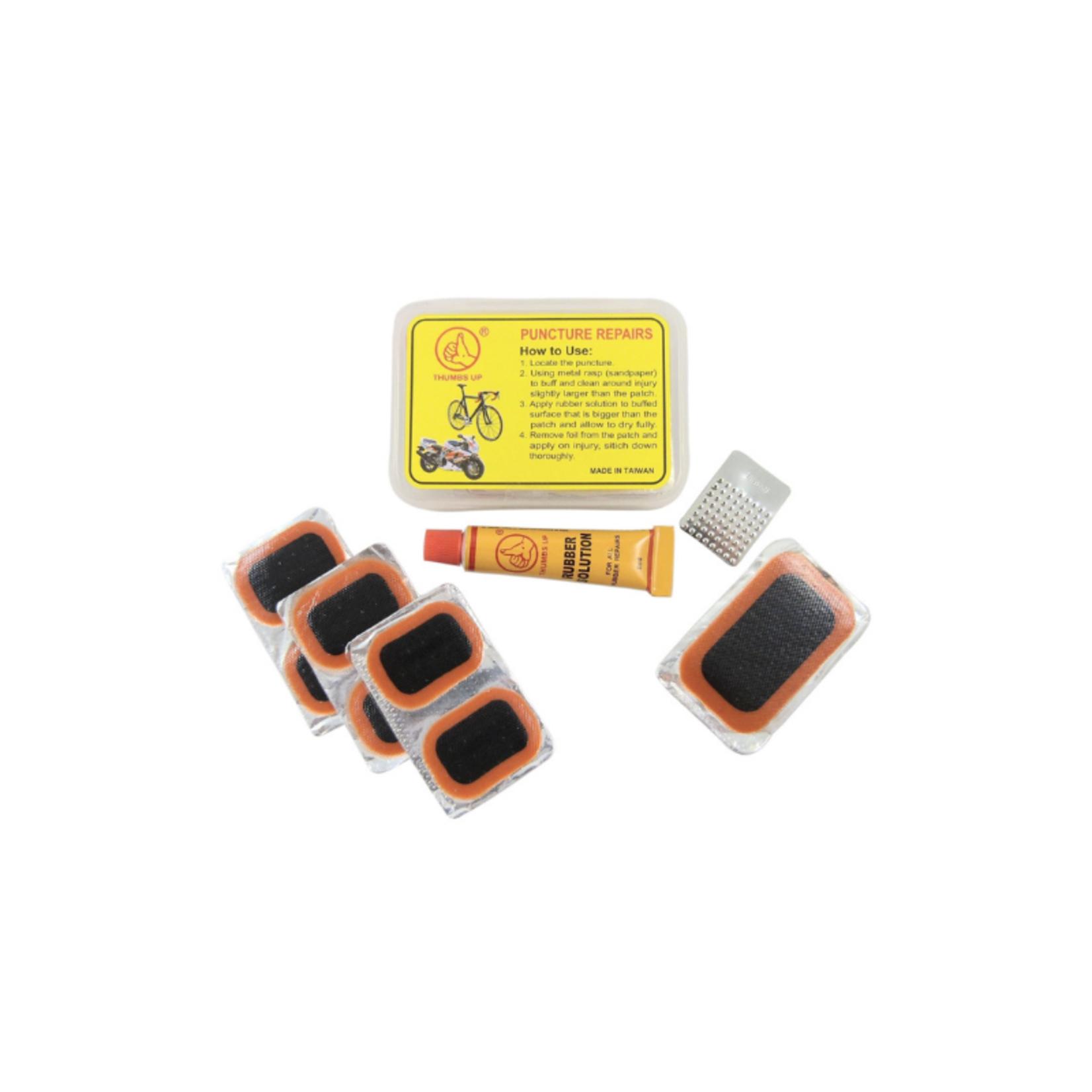Thumbs Up Puncture Repair Kit