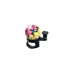 Bicycle Bell Flick with Flower Design