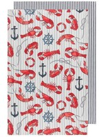 Now Designs Lobster Dishtowels