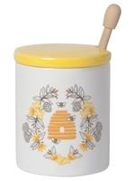 Now Designs Bees Honey Pot