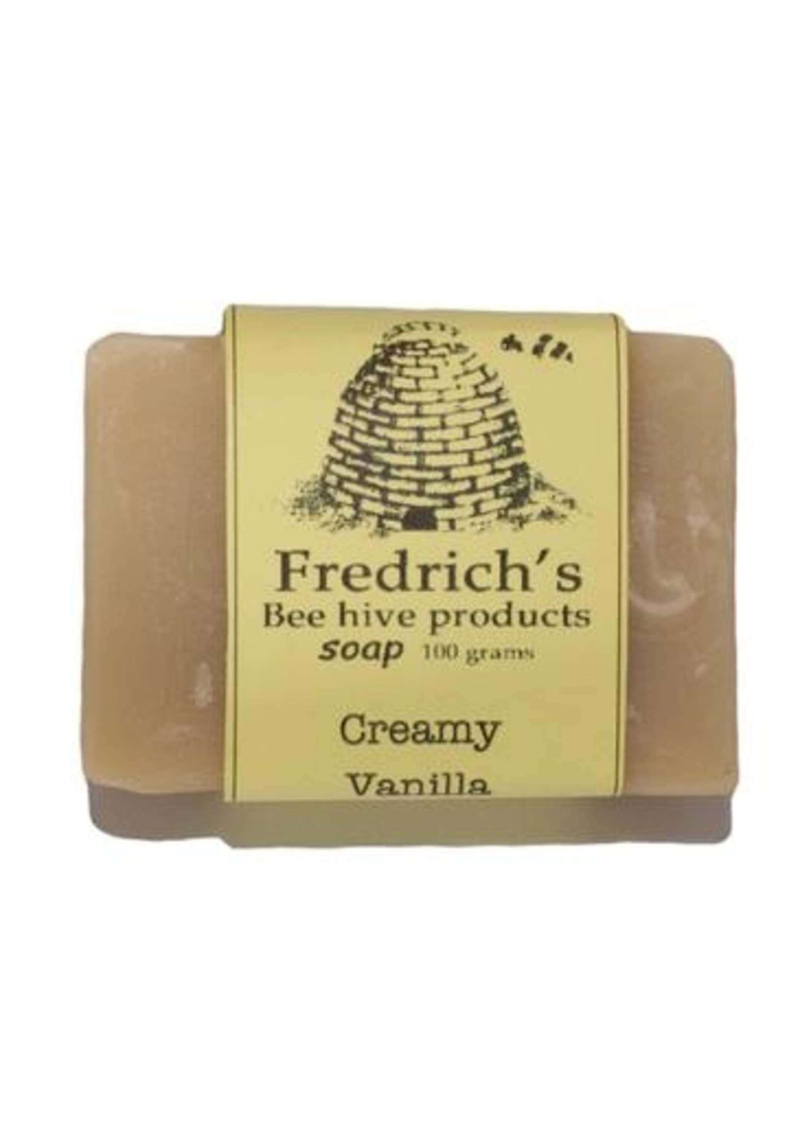 """Fredrich""""s Bee Hive Products Fredrich's Bees Wax Soap"""