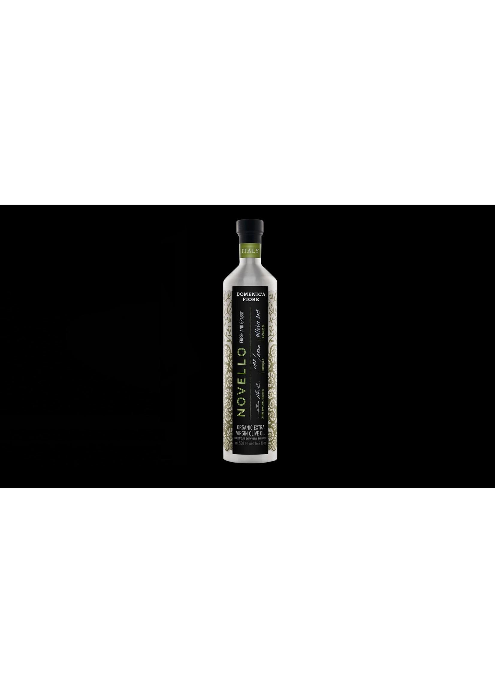 Domenica Fiore Domenica Fiore Novello Extra Virgin Olive Oil