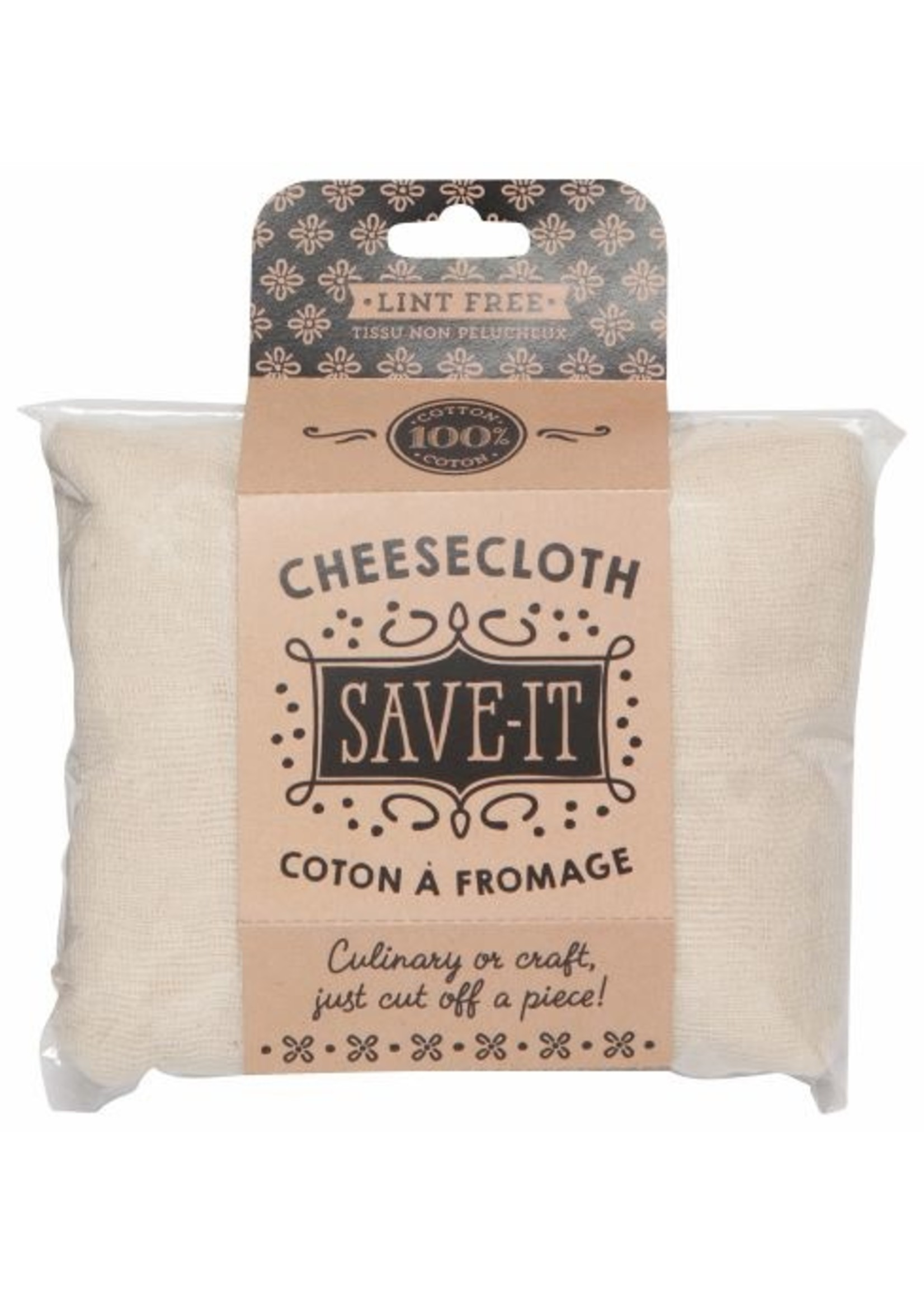 Now Designs Unbleached Cheesecloth