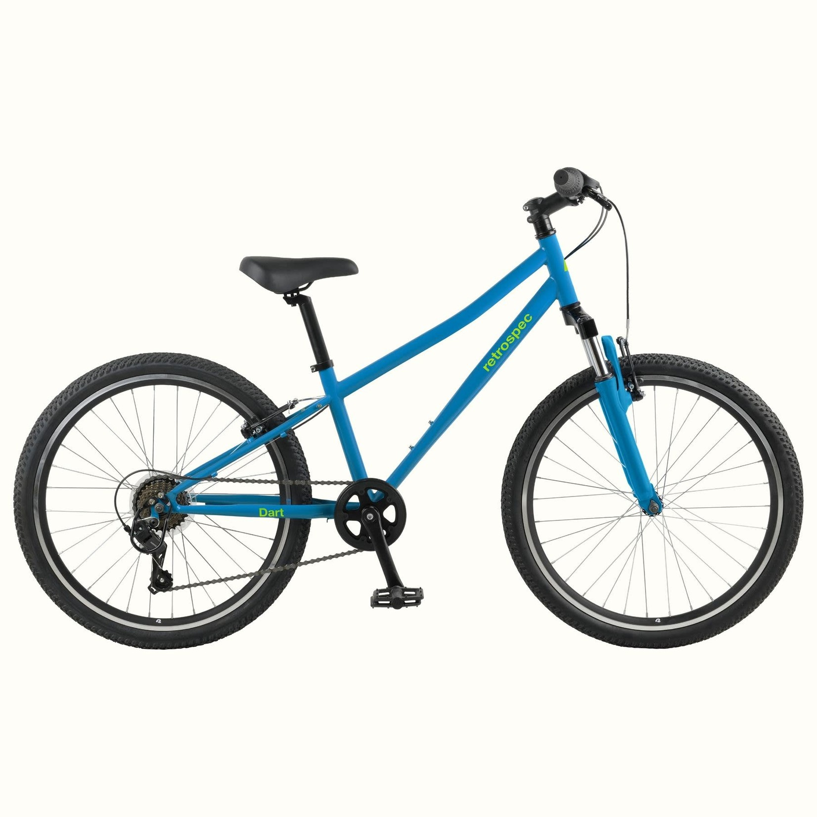 "Retrospec Dart 24"" Kids Bike - 7 Speed"