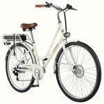 Retrospec Beaumont Rev City Electric Bike - Step Through