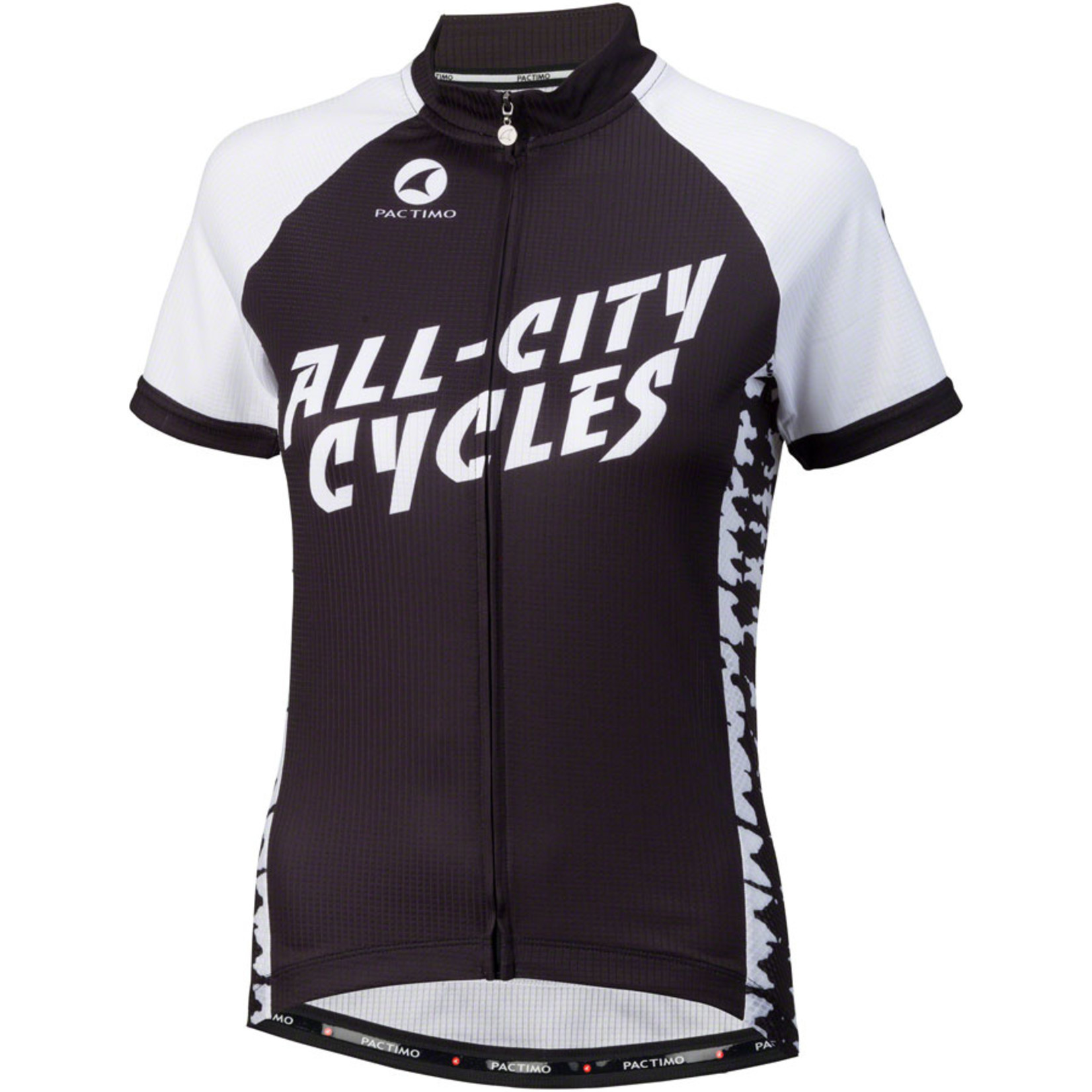 All-City All-City Wangaaa! Jersey - Black/White, Short Sleeve, Women's, X-Small
