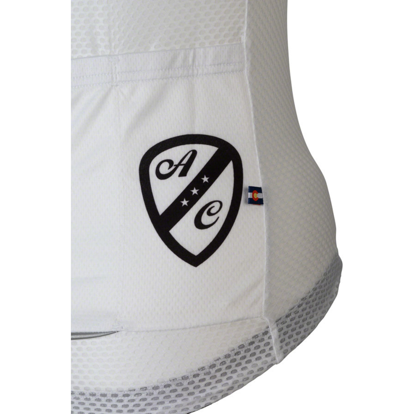 All-City All-City Classic Jersey - White/Black, Short Sleeve, Women's, Large