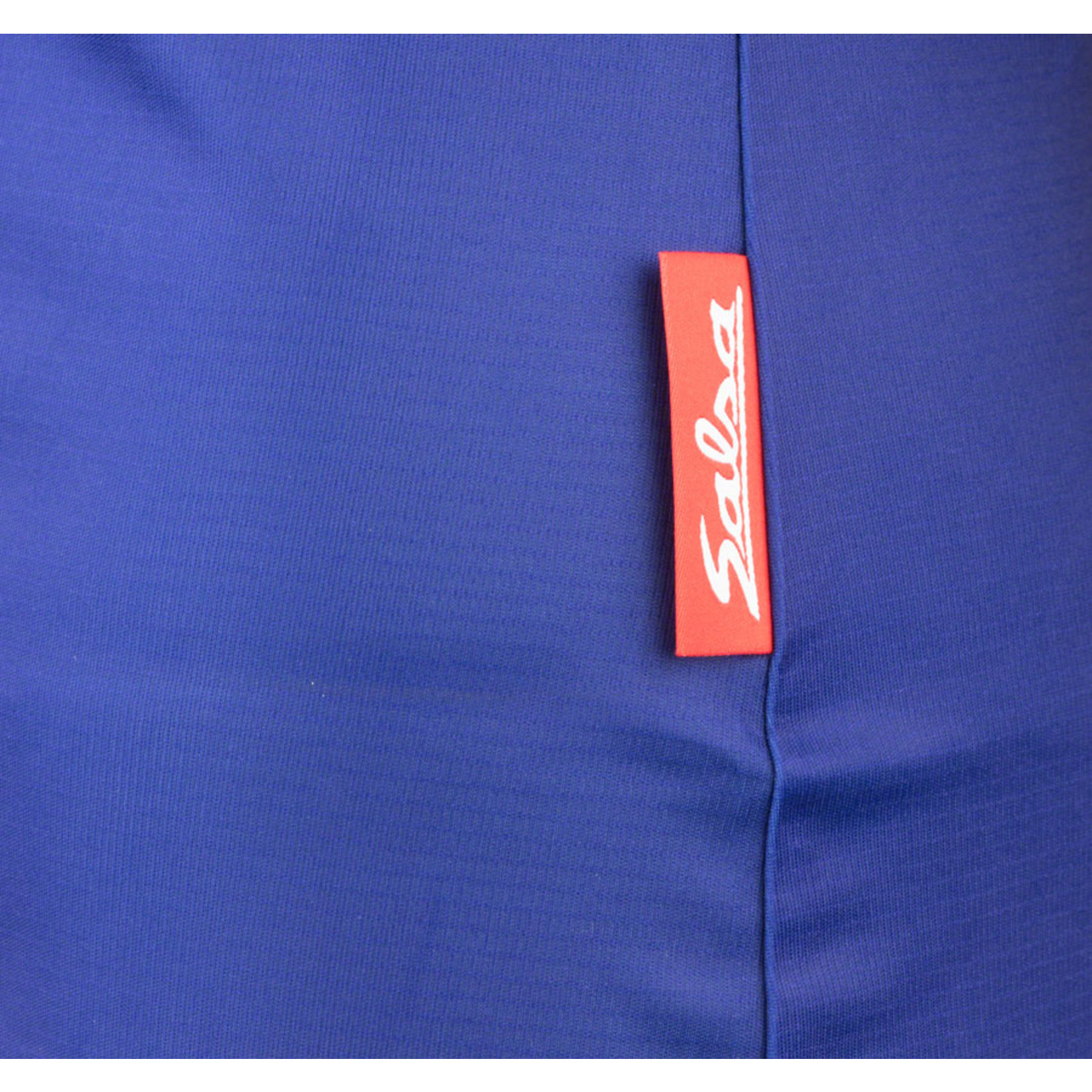 Salsa Salsa Devour MTB Jersey - Blue, 3/4 Sleeve, Women's, Medium
